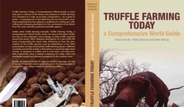 TRUFFLE FARMING TODAY BOOK