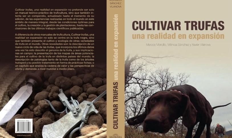 libro cultivar trufas micofora