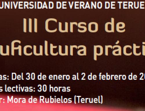 Cursos, Jornadas y Ferias de truficultura – Temporada 2016-17