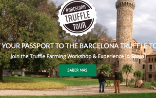 seminario cultivo de trufas en España