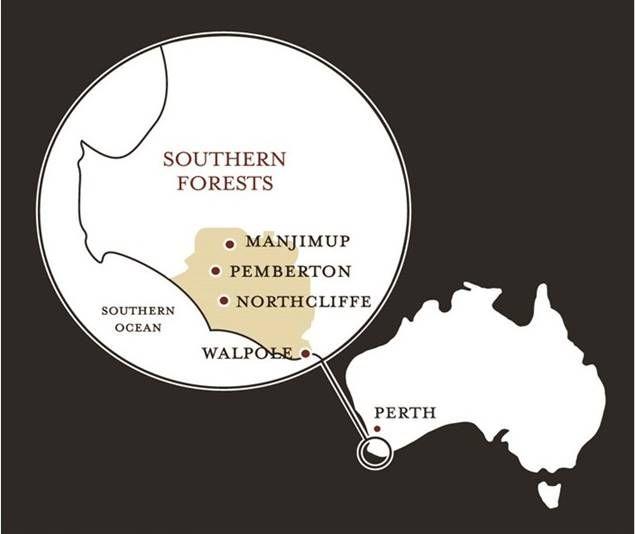 PRODUCCION TRUFA NEGRA AUSTRALIA